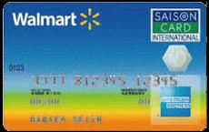 ウォールマートカードセゾン